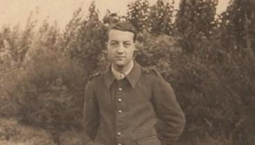 prisonnier de guerre LOUIS BERTIN