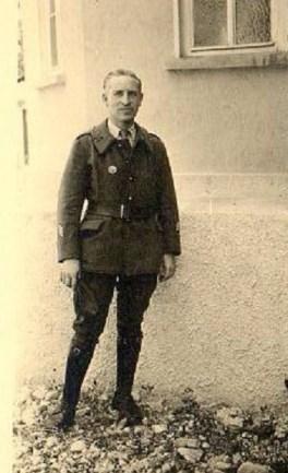 prisonnier de guerre Lardanchet René stalag VA