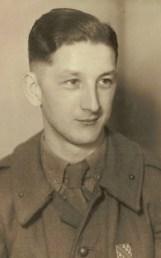prisonnier de guerre Marc Berthon Stalag VIII A