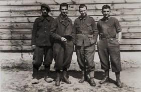 prisonniers de guerre lembeze stalag XVII B
