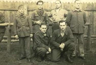 prisonniers de guerre Albert Stalag VI G