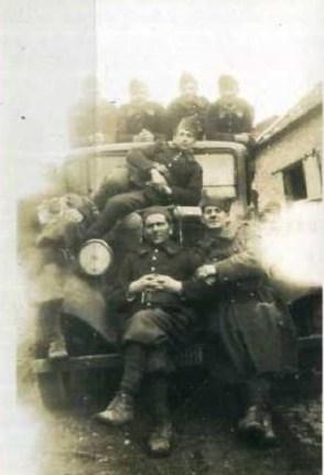 prisonniers de guerre MOREL GASTON STALAG X A