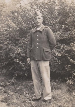 prisonnier de guerre STALAG XII
