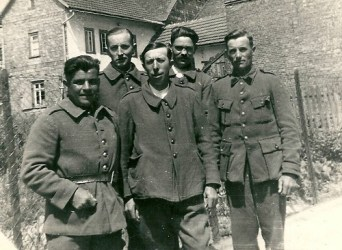 prisonniers de guerre bricebot henri stalag XII A