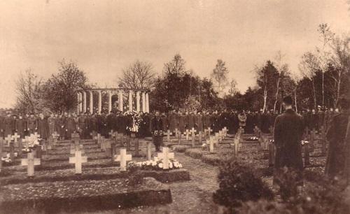 prisonniers de guerre cimetière du camp de Sagan STALAG VIII C