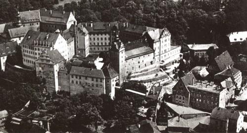 prisonniers de guerre citadelle de colditz