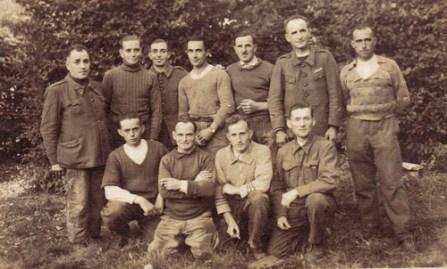prisonniers de guerre giraud andré stalag X C