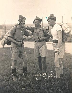 prisonniers de guerre stalag XVII A