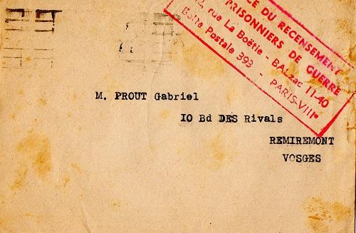 service de recensement des prisonniers de guerre