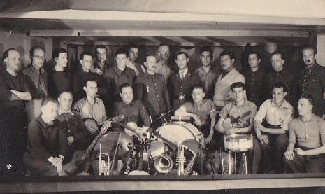prisonniers de guerre orchestre du stalag III A