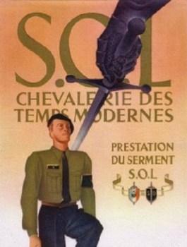 prestation de serment du SOL