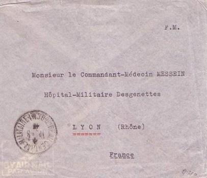 secteur postal B.C.M 1