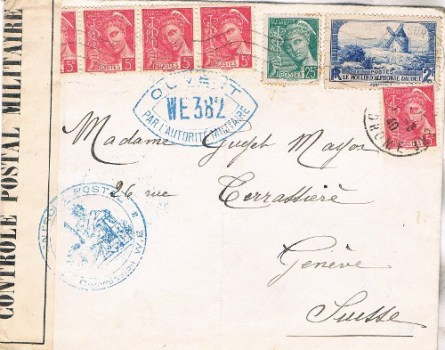 controle-postal WE 382