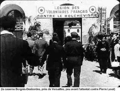 avant l'attentat contre Laval à Versailles