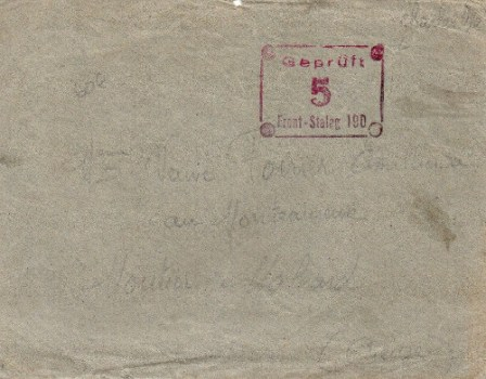 prisonniers de guerre front stalag n° 190