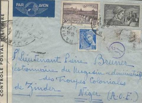 controle postal UA 4