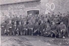 prisonniers de guerre STALAG XII F Forbach