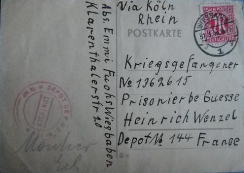 prisonniers de guerre allemands camp n°144