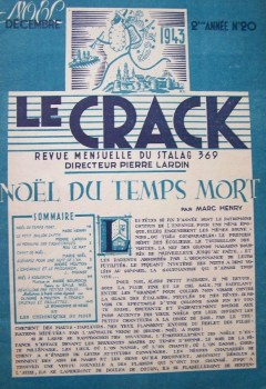 """journal du stalag 369 """"le crack"""""""
