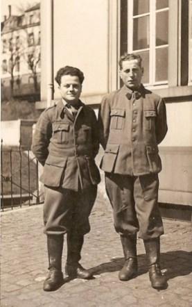 prisonniers de guerre Lannier fernand stalag XII F