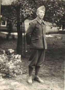 prisonnier de guerre Burba Sylvain stalag V C