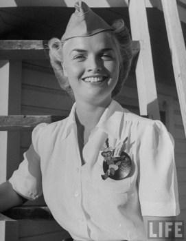 Ann Armstrong McClellan, Juillet 1943