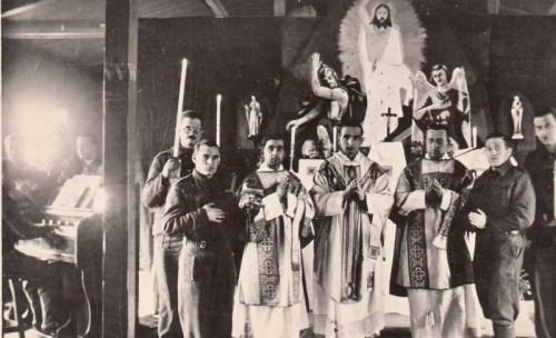 La grande messe au stalag VI C