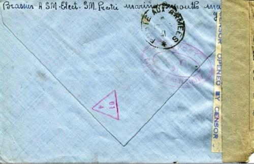 croiseur Dugay_trouin 12 05 1941