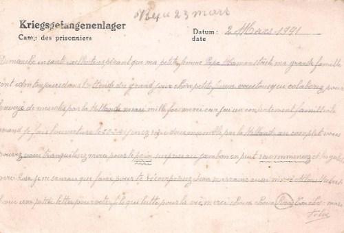 08 03 1941 stalag XI B