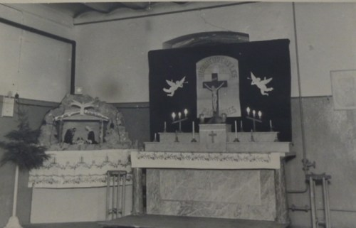 autel du stalag VI J