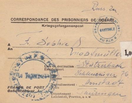 prisonniers de guerre allemands camp n°201