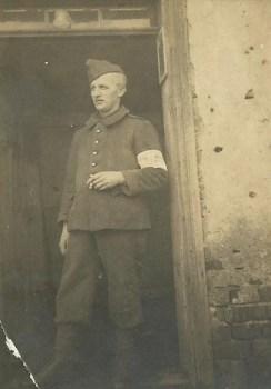 prisonnier de guerre Mette joseph stalag VIII C
