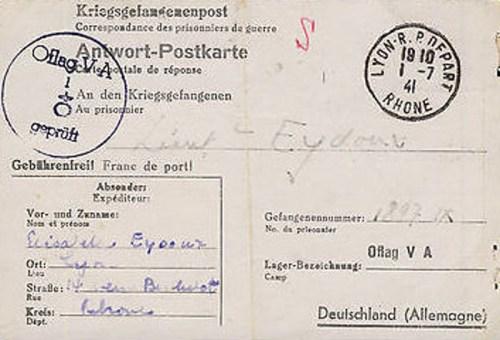 01 07 1941 stalag V A