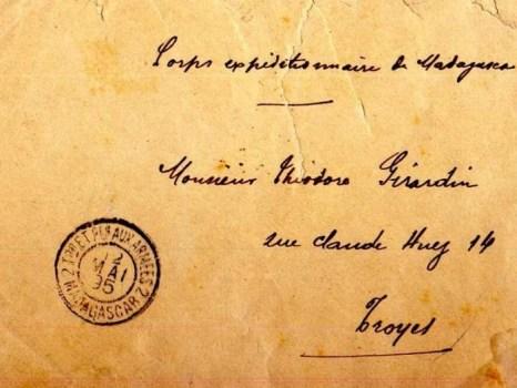 madagascar expédition 12 05 1895
