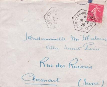 18 09 1925 croiseur Jules Michelet