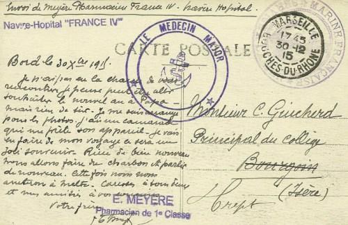 30 12 15 navire hopital France IV