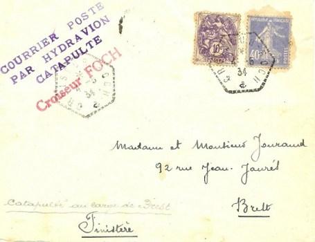 04 05 1934 croiseur Foch
