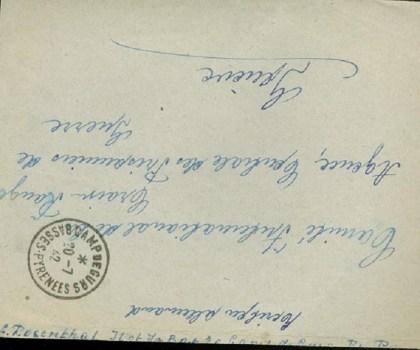 20 07 1942 camp de Gurs