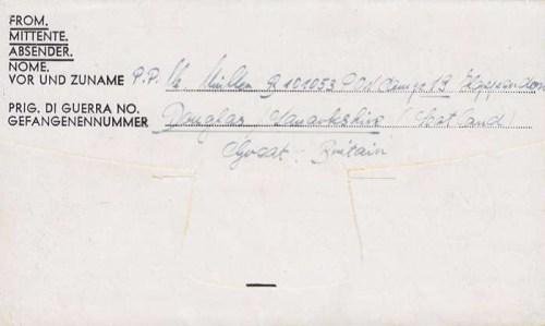 prisonniers de guerre allemands en GB camp n°19