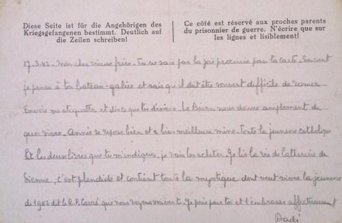 17 03 1942 oflag IID