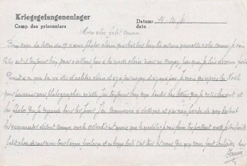 03 01 1942 stalag VIIIA