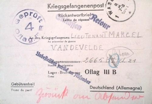 07 08 1941 oflag IIIB