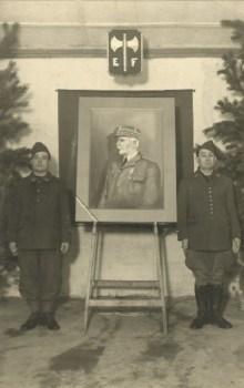stalag IIB la garde au Maréchal