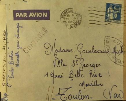 croiseur Emile Bertin 22 09 1942