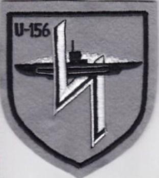 emblème de l'U 156