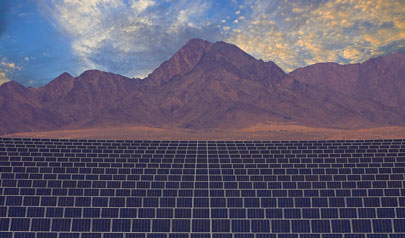 Ironwood Solar Field