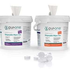 PurOne 110 Cleaning Wipe Kit