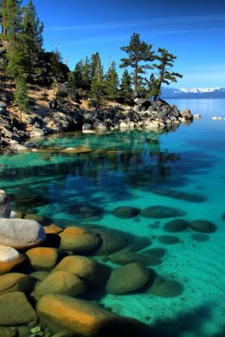 Скачать красивые картинки и фото на телефон - природа, пейзажи