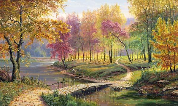 Природа картинки нарисованные, охрана природы картинки ...