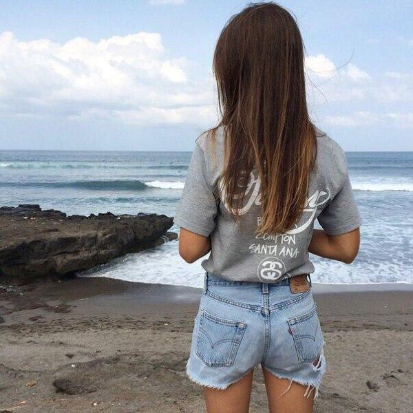 Фото и картинки красивые девушки со спины - на аву ...